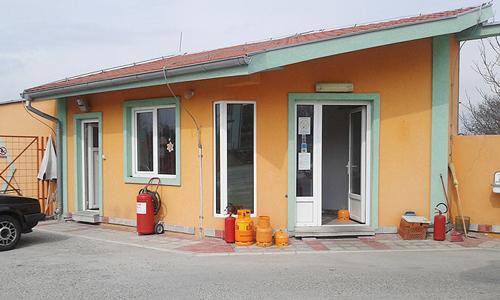 Gasna stanica - Gramat Jagodina
